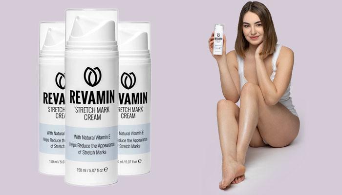 Revamin Stretch Mark: um método eficaz de eliminar estrias!