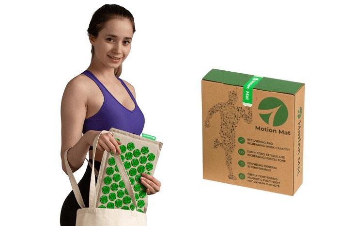 Motion Mat dispositivo de acupunctura: a melhor solução para um estilo de vida saudável!