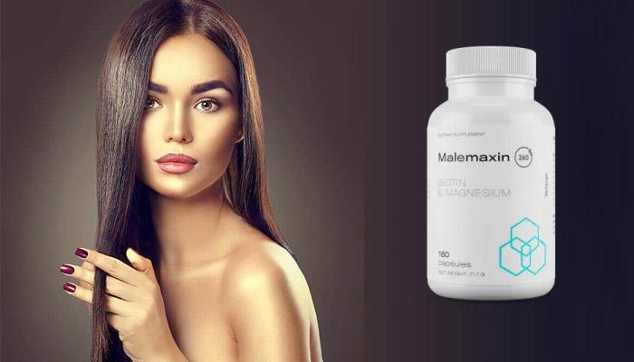 Malemaxin 360 para o crescimento do cabelo: tornará o cabelo 67% mais denso em 28 dias e esquecerá a calvície de uma vez por todas