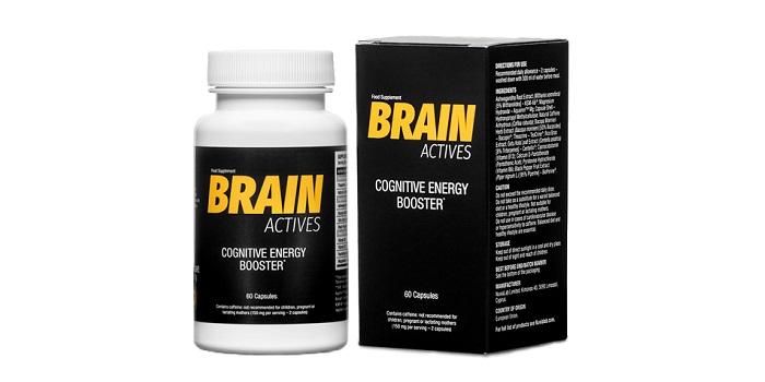 Brain Actives para melhorar a função cerebral: faça o seu cérebro funcionar como nunca antes!