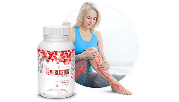 Remi Bloston contra varizes: regeneração profissional do sistema cardiovascular