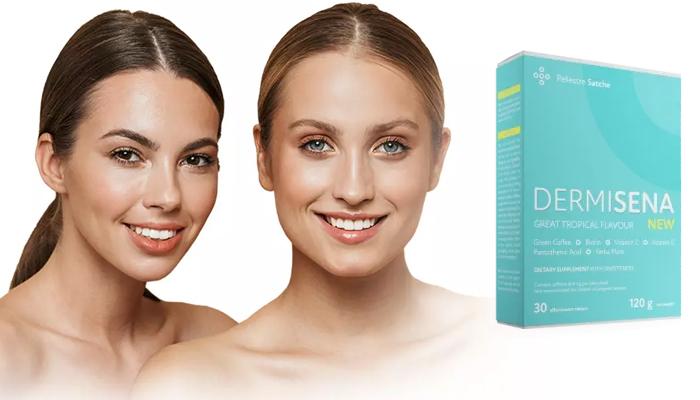 Dermisena anti-rugas: pele lisa como a seda, em 21 dias!