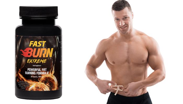 Fast Burn Extreme para perda de peso: um queimador de gordura eficaz!