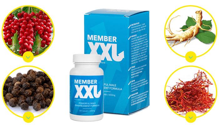 Member XXL para aumento do pênis: método natural para ampliar a masculinidade