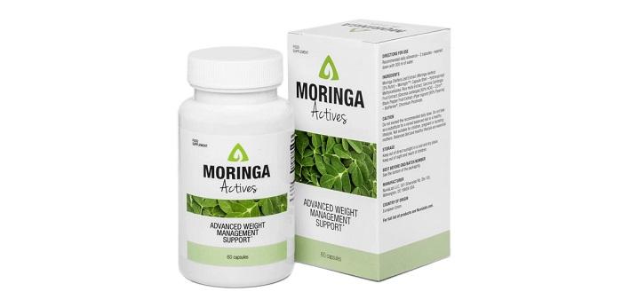 Moringa Actives para perda de peso: perfeito suplemento para pessoas que estão de dieta!