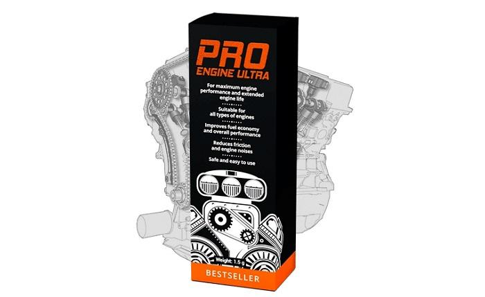 ProEngine Ultra cuide do seu motor e fique satisfeito com a fiabilidade dele!