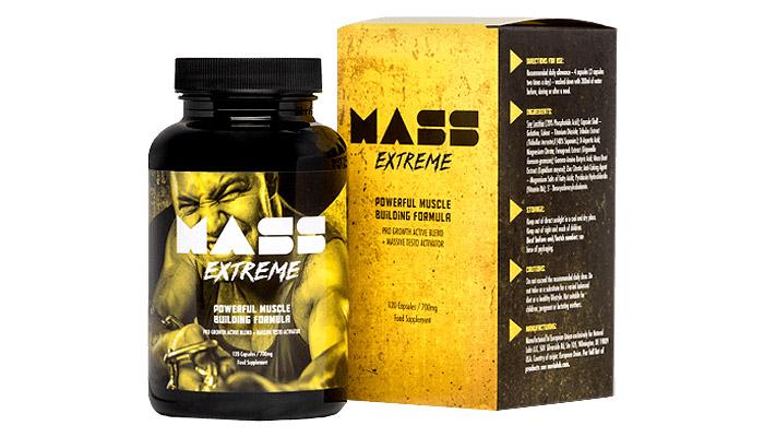 Mass Extreme: é um produto moderno que constrói massa muscular