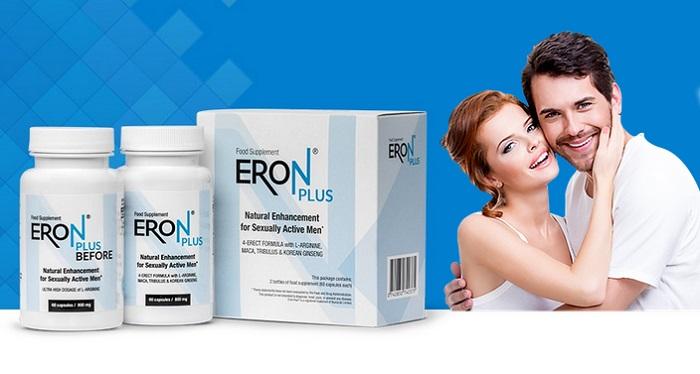 Eron Plus para potência: o melhor remédio para homens de verdade!