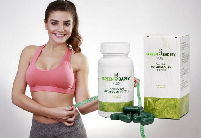 Green Barley Plus para perda de peso: ajuda a queimar gordura!